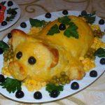 Поросенок - праздничное блюдо