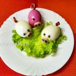 Хрюшки из яиц