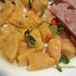 Ньокки из тыквы - домашний рецепт итальянской кухни