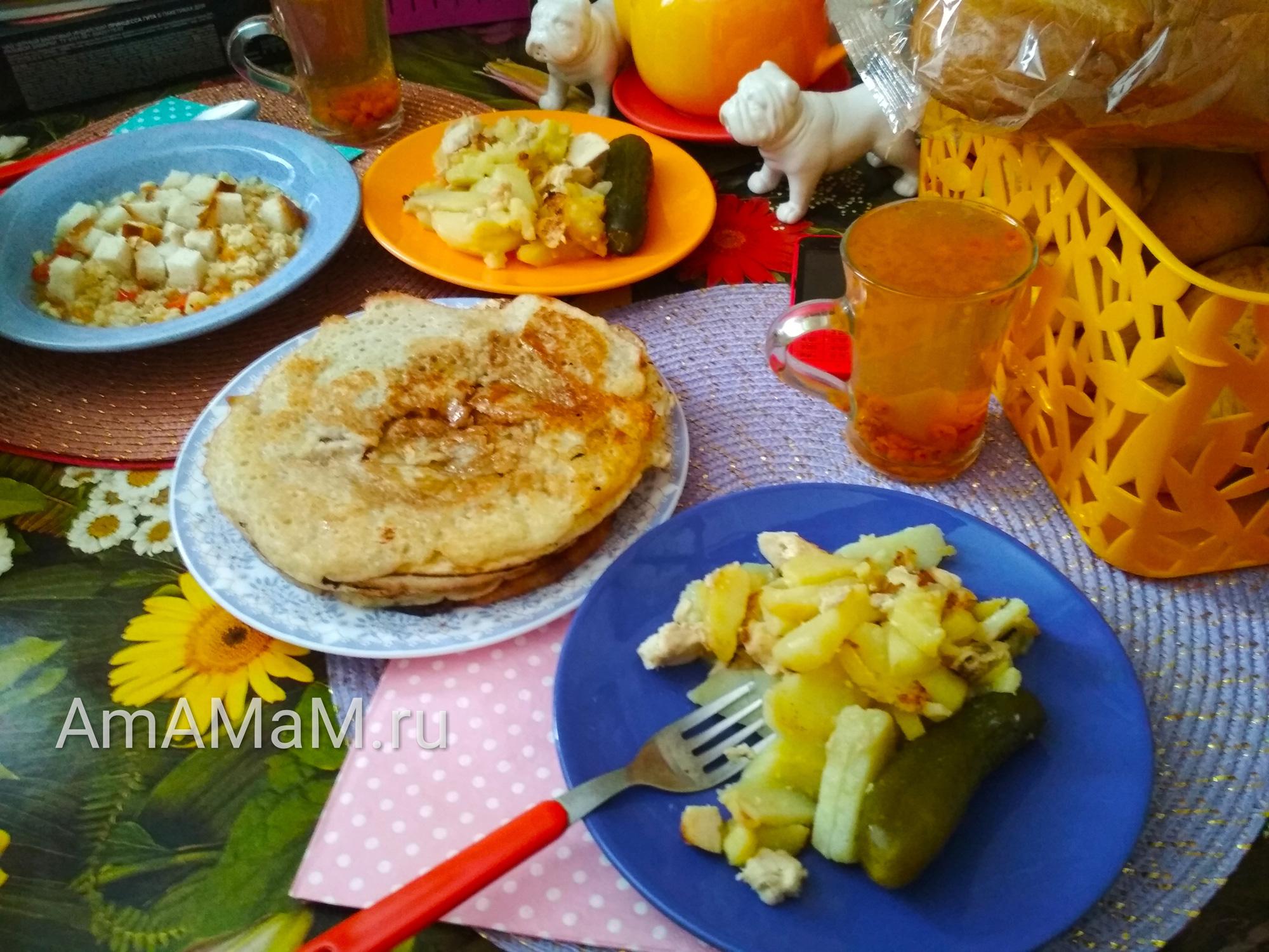 Обед - вкусный и простой