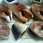 Рыба лакедра - сборка перед запеканием