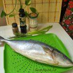 Рецепт лакедры на пару - ингредиенты