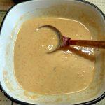 Пивной кляр для сыра сулугуни