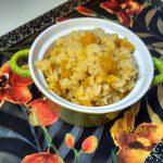 Тыквенная каша в духовке (рисовая и пшенная)