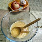 Приготовление оладий из яблок