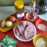 Ингредиенты рецепты жареного филе индейки в кляре