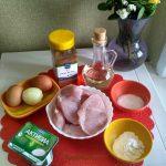 Состав рецепта филе индейки в тесте (кляре)