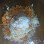 Приготовление Еврейского салата с морковью
