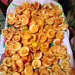 Готовим вяленые абрикосы