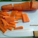 Как правильно нарезать морковь в плов
