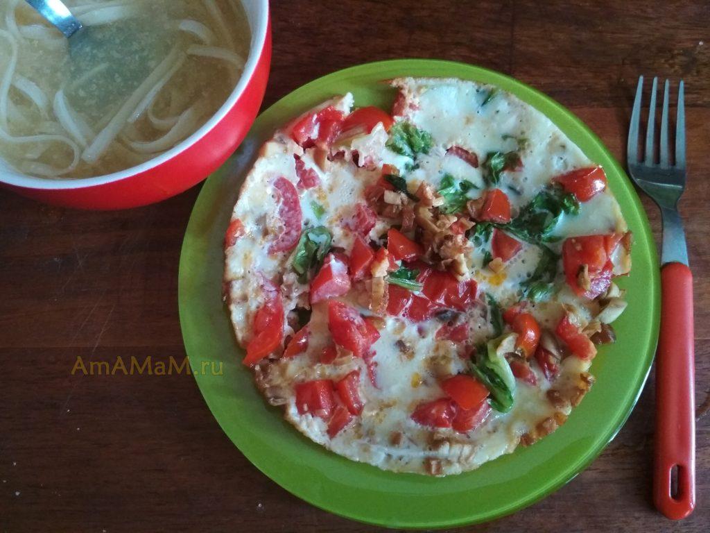 Домашний обед - простой рецепт