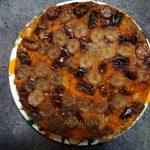 Бананово-финиковый пирог с морковью - простой рецепт