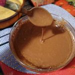 Консистенция теста шоколадного пирога