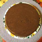 Большой шоколадный пирог из самых простых продуктов