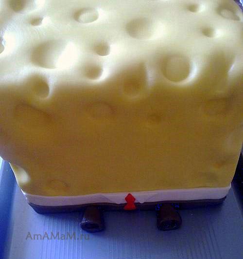 Украшаем торт кондитерской мастикой
