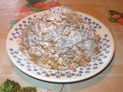Классический рецепт Муравейника