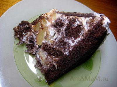 Как испечь торт Санчо-Панса - МК