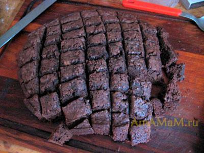 Как делают Санча Панса- рецепт торта с фото
