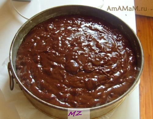 Как испечь бисквитный торт с шоколадом