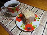 Очень вкусный и простой в приготовлении шоколадный  торт из печенья и сгущенки