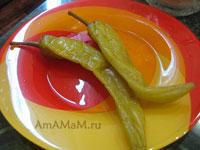 Вкусные рецепты: как готовить маринованный острый перец на зиму!