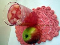 Простые кулинарные рецепты: как сварить яблочный кисель - рецепт и фото.
