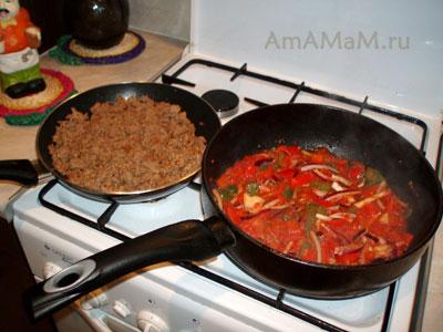 Приготовление Чили кон карне - фото и рецепт