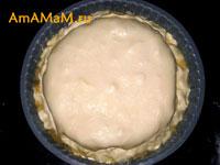 Как делают пирог-перевертыш - рецепт с бананами и финиками
