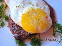 Вкусный бифштекс - способ приготовления вкусного мяса