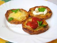 Простые и вкусные кабачки - 3 вкуса