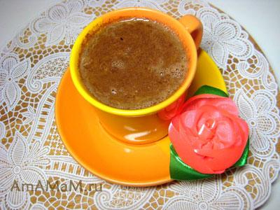 горячий шоколад (какао)