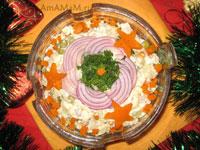 Рецепты салатов для праздника