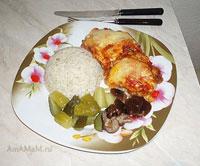 Рецепт пангасиуса в духовке