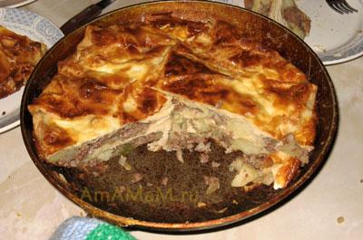 Рецепты приготовления говяжьей голяшки