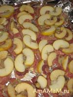 Свинина с яблоками- рецепт
