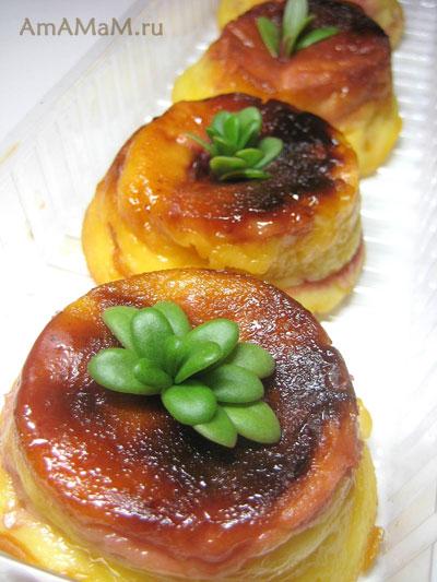Вкусный десерт с клубникой - рецепты