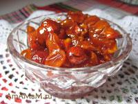 Вкусное варенье из боярышника, напоминающее по вкусу цукаты