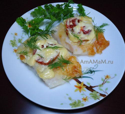Приготовление дорадо в духовке - простой и вкусный рецепт