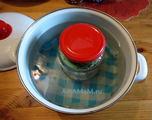 Как готовить рыбу на водяной бане - рецепт и фото