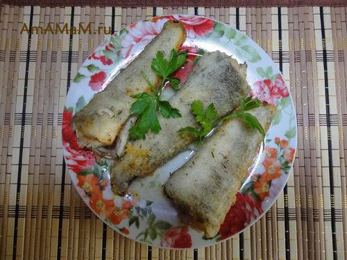 Как приготовить нототению вкусно - простой рецепт жареной рыбы