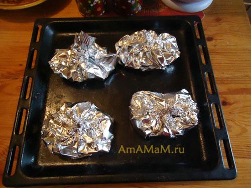 Как запечь ххека в фольге в духовке - легкий рецепт вкусной рыбы