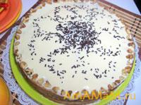 Торт с имбирем и маскарпоне