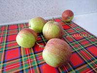 Яблочные заготовки без сахара