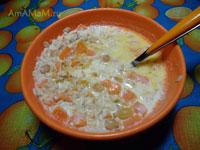 Как сварить вкусную тыквенную кашу с геркулесом - простой рецепт