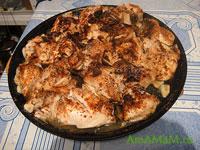 Вкусные жареные куриные грудки, приготовленные в аэрогриле