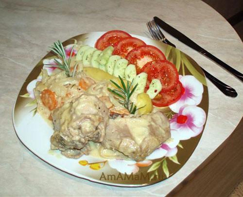 Как приготовить кролика вкусно - рецепт
