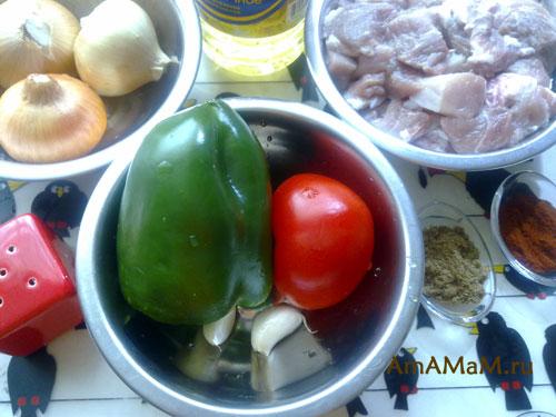 Из чего приготовить перкелт - мясо тушеное по-венгерски