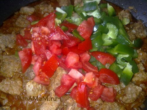Как приготовить мясо по-венгерски