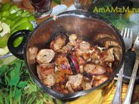 Что приготовить любимому на 23 февраля - мясо, праздничные салаты, сладкое