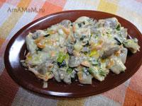 Как вкусно приготовить вешенки - простой рецепт грибов в сметане!